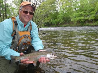 Fly fishing connecticut for Connecticut river fishing