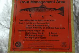 Fly fishing connecticut for Fishing license ct
